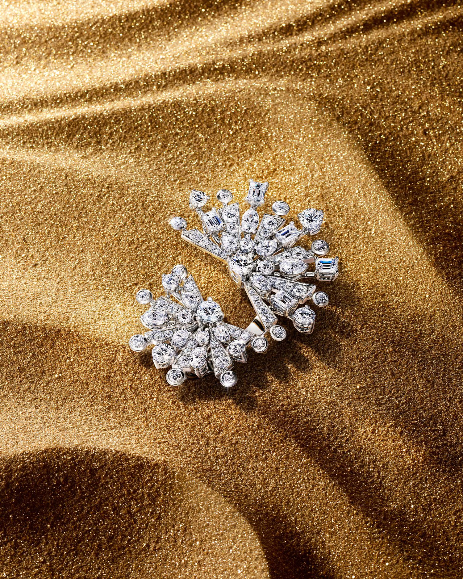 New Dawn diamond jewels from the Graff Tribal collection