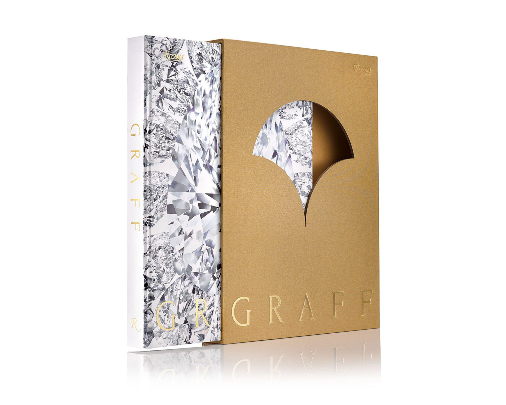 the Graff coffee table book