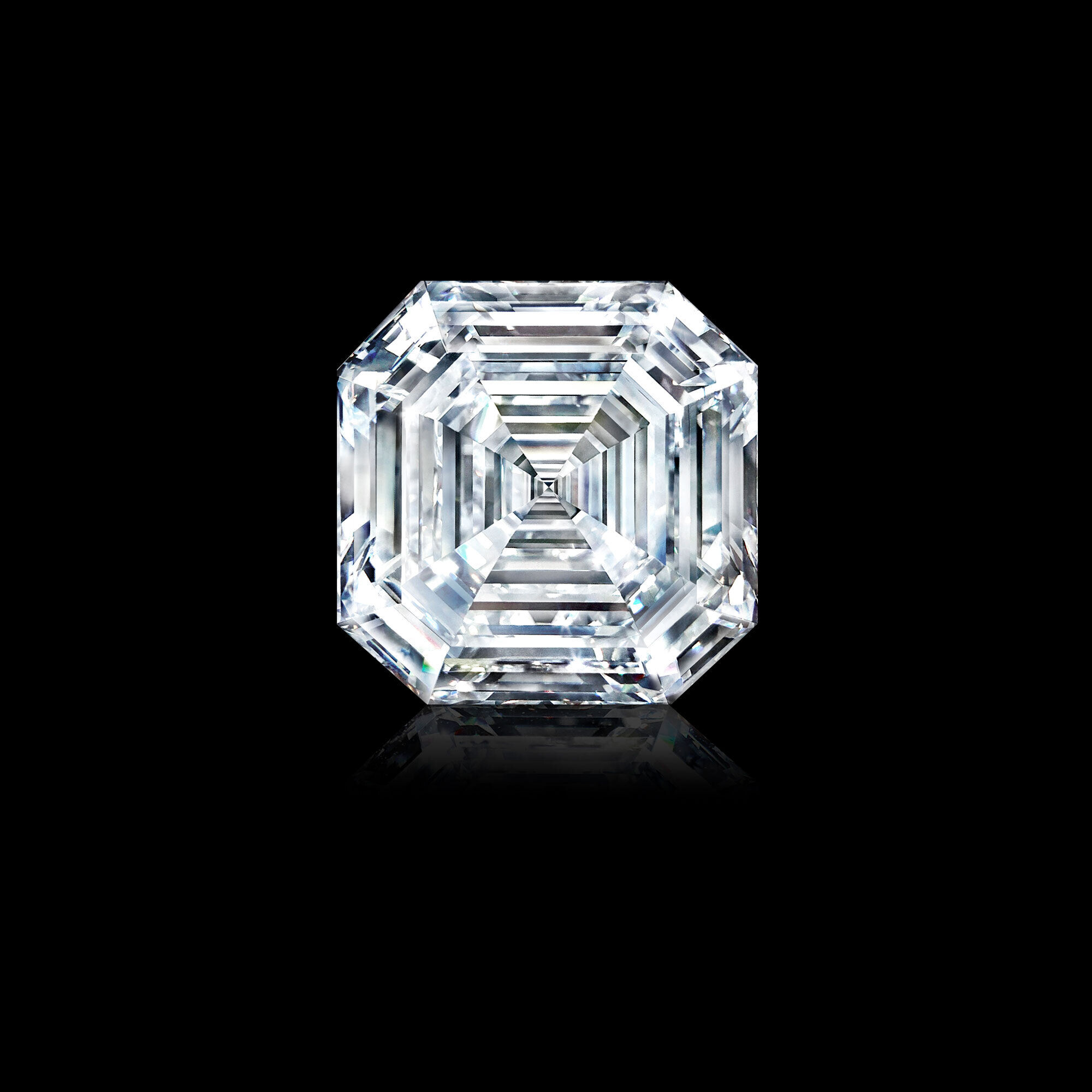 The 302.37 carat Graff Lesedi La Rona square emerald cut diamond