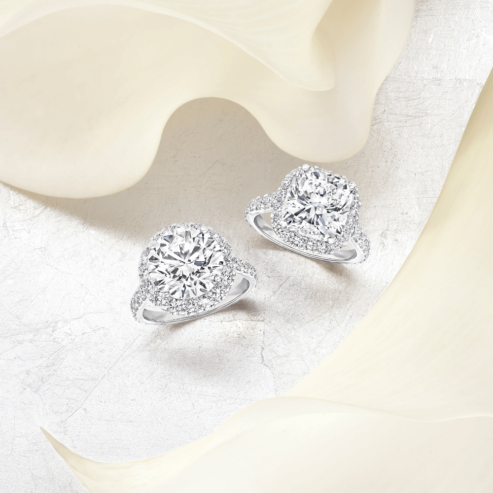 Graff Icon Engagement Rings
