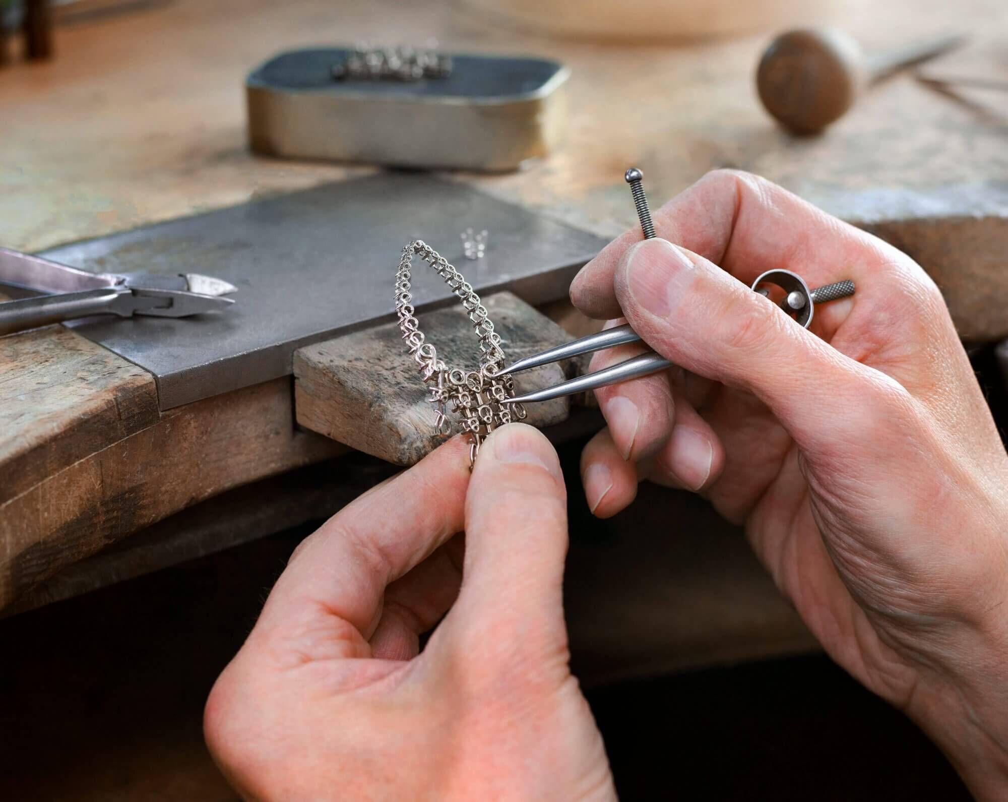 Graff Diamonds Making of a Masterpiece Earrings Secret Creations
