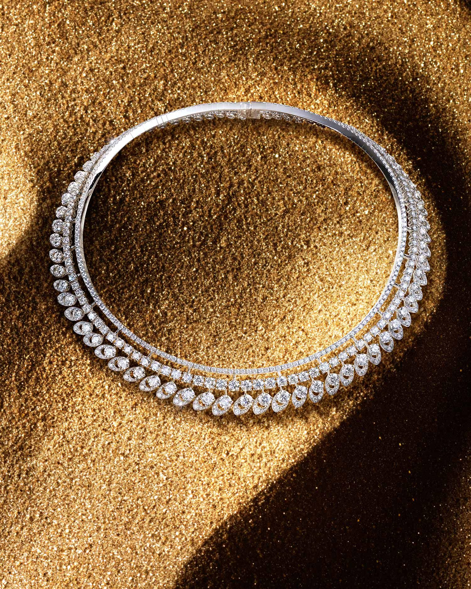 Graff Gateway diamond necklace
