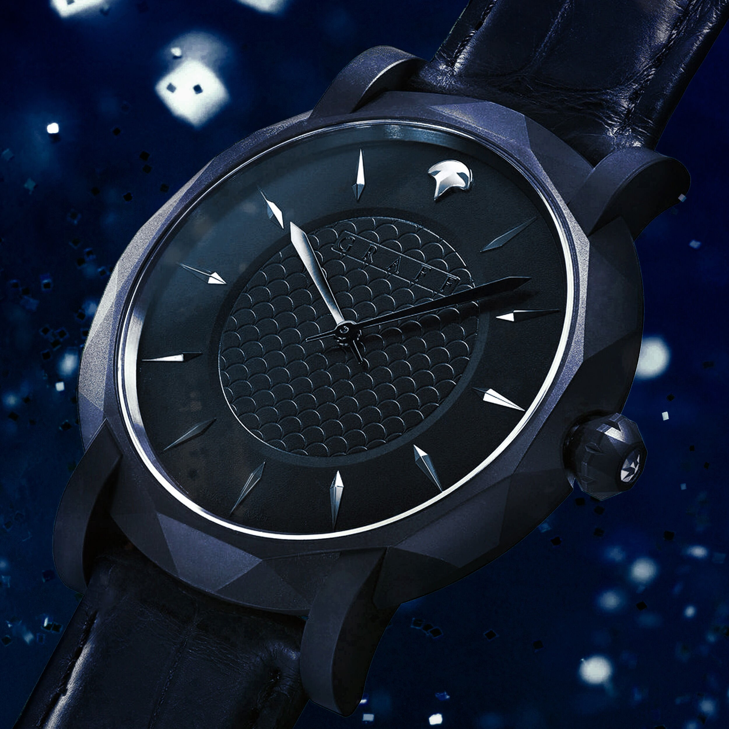 Graff Eclipse watch