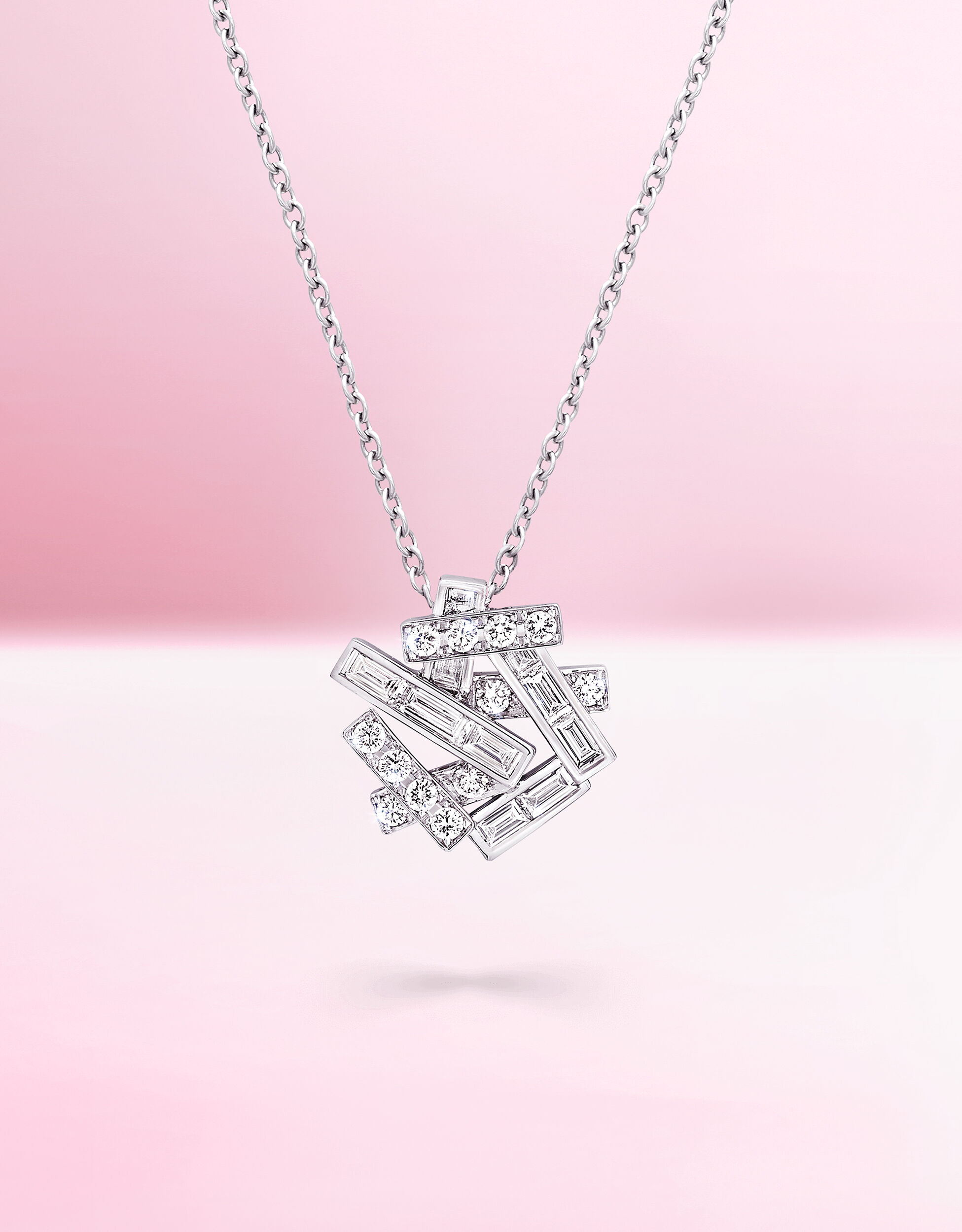 A Graff Threads Jewellery Collection Diamond Pendant