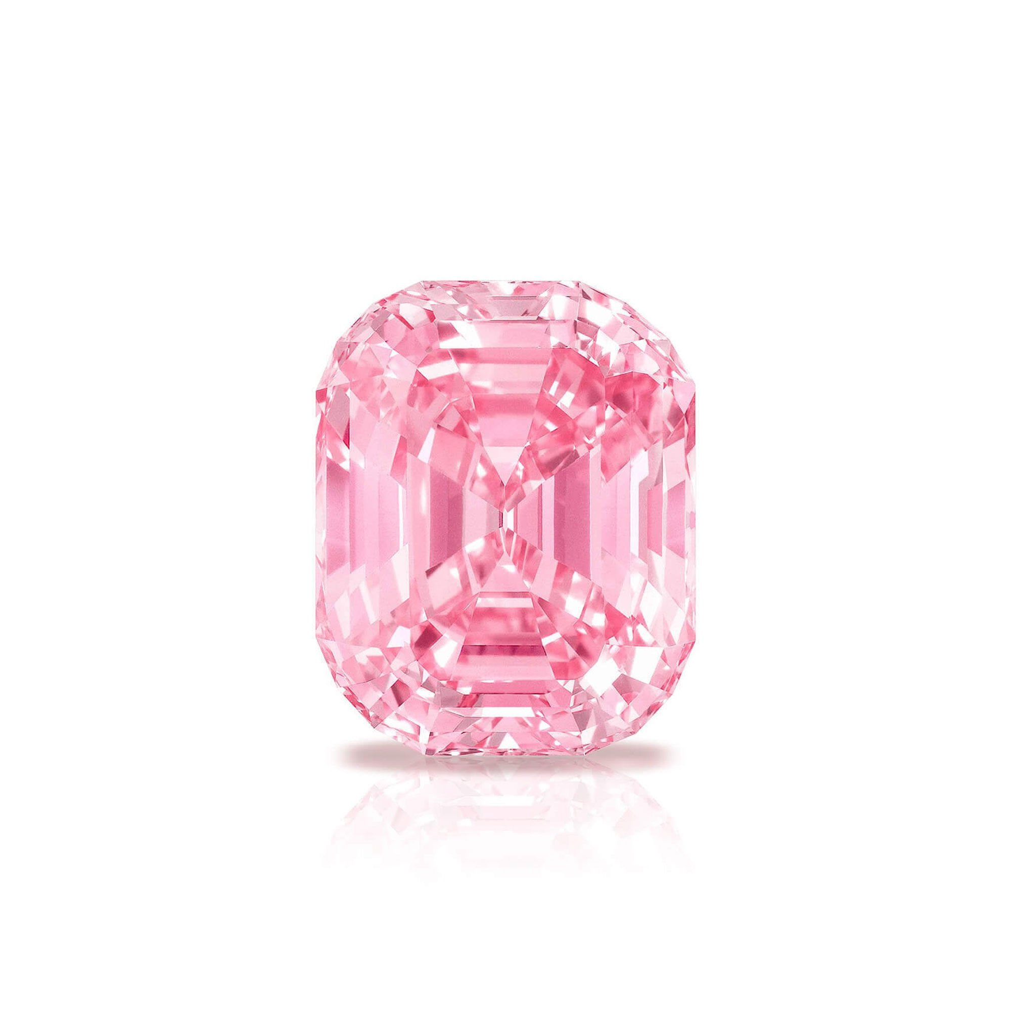 The Graff Pink famous pink diamond