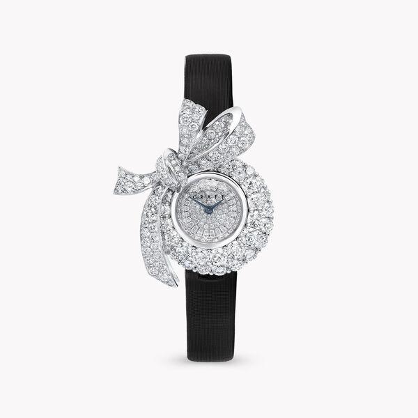 Tilda's Bow Diamond Watch, , hi-res