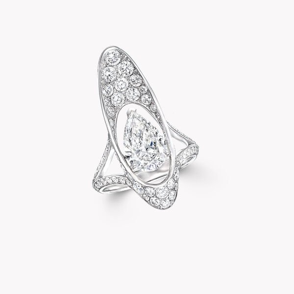 Graff Gateway Diamond High Jewellery Ring, , hi-res