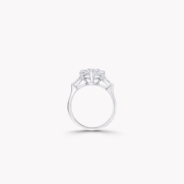 プロミス ハートシェイプ ダイヤモンド エンゲージメントリング, , hi-res