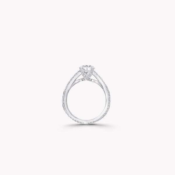 레거시 라운드 다이아몬드 인게이지먼트 링, , hi-res