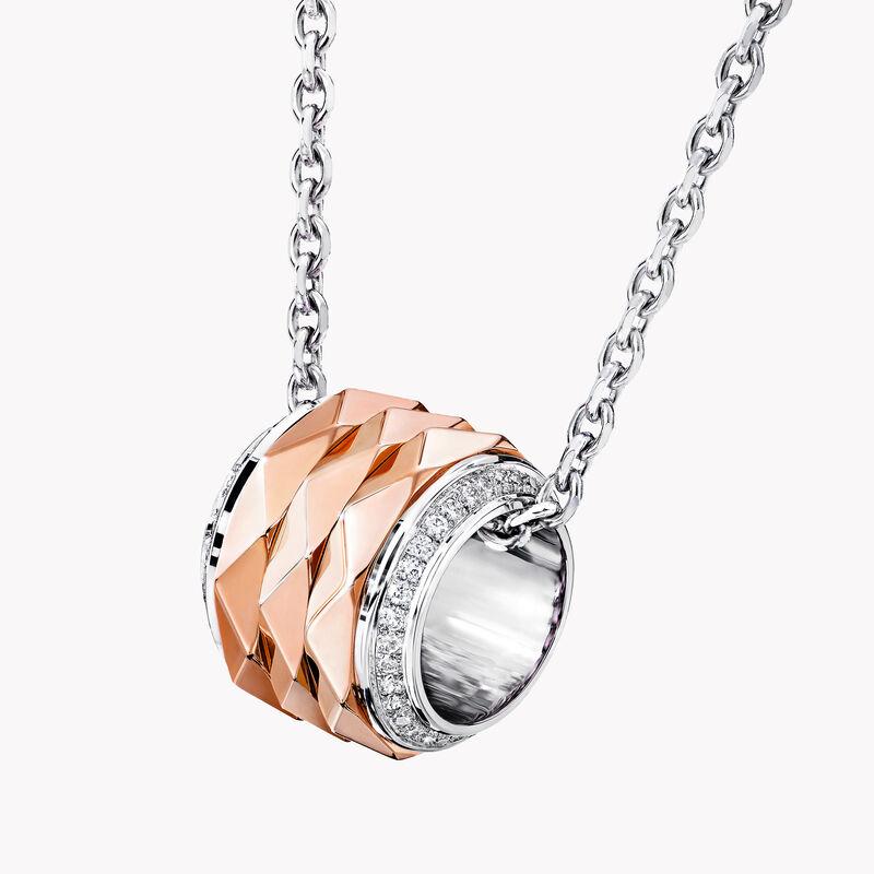 ローレンスグラフ シグネチャー トリプル スピニング ダイヤモンド ペンダント, , hi-res