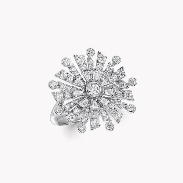 Bague en diamants Solar, , hi-res