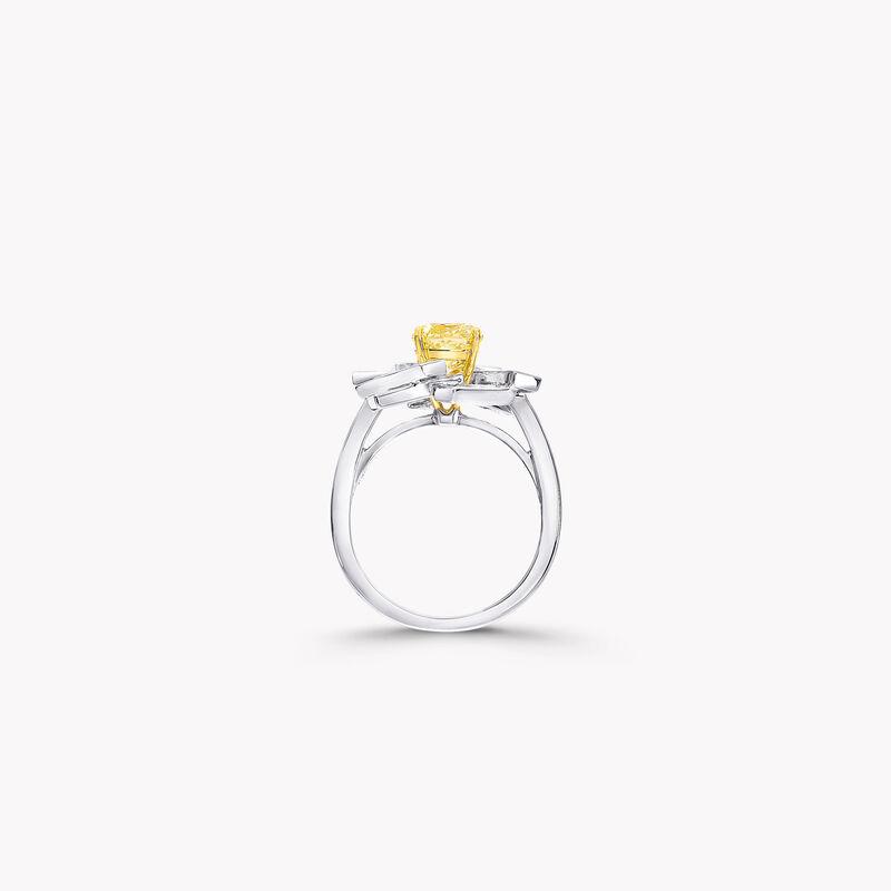 Bague en diamants jaunes et blancs Threads, , hi-res