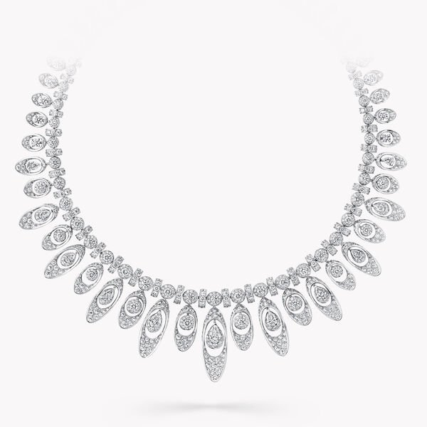 Graff Gateway Diamond High Jewellery Necklace, , hi-res