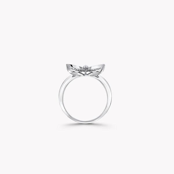 Pavé Butterfly Diamond Ring, , hi-res