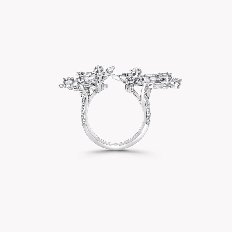 New Dawn Multi-Shape Double Diamond Ring, , hi-res