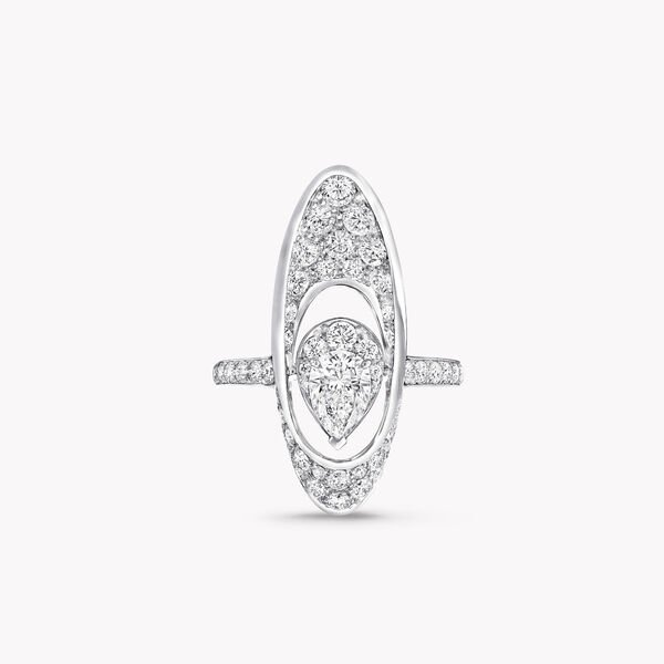 Graff Gateway Pear Shape Diamond Ring, , hi-res