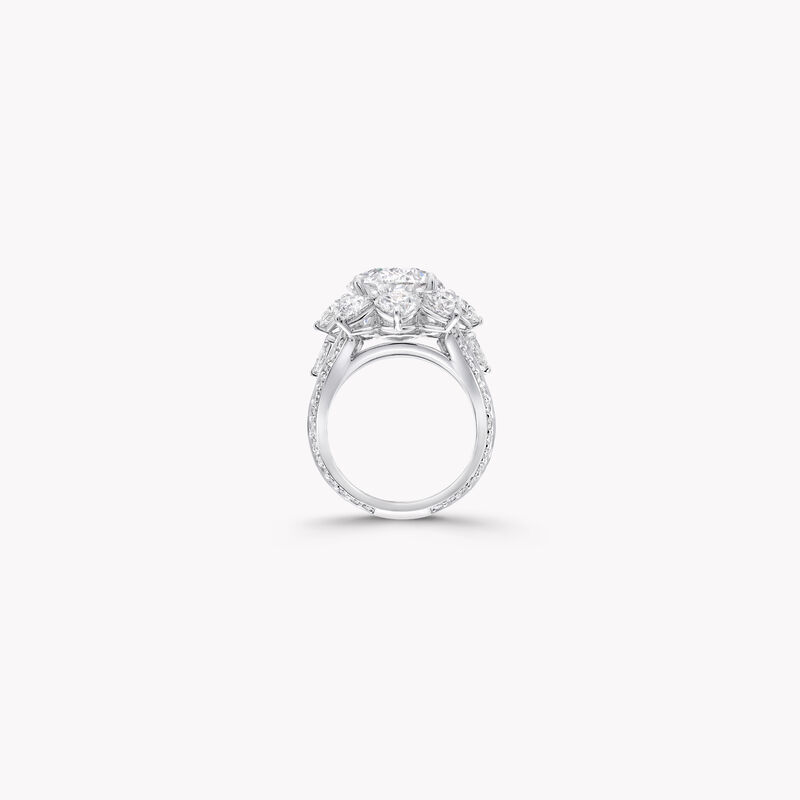 Diamond High Jewellery Ring, , hi-res