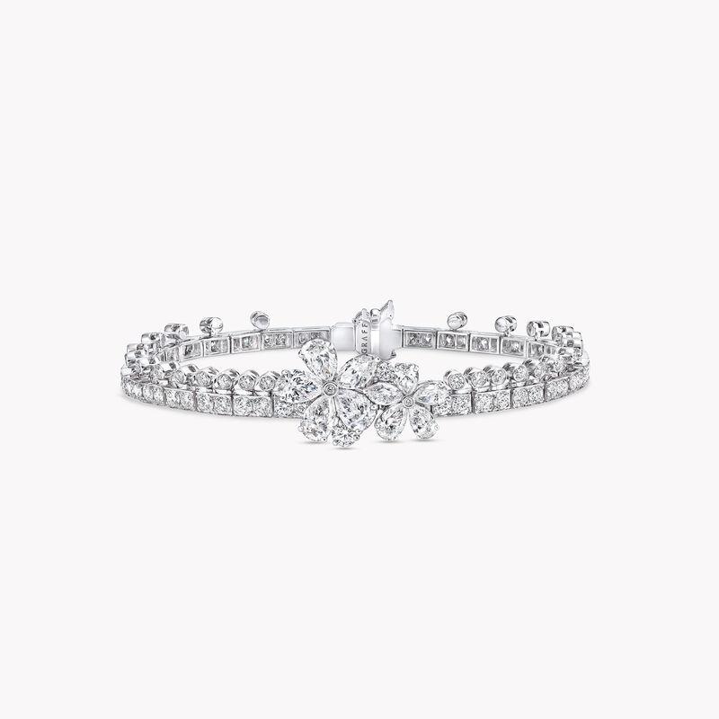 Carissa鑽石手鏈, , hi-res