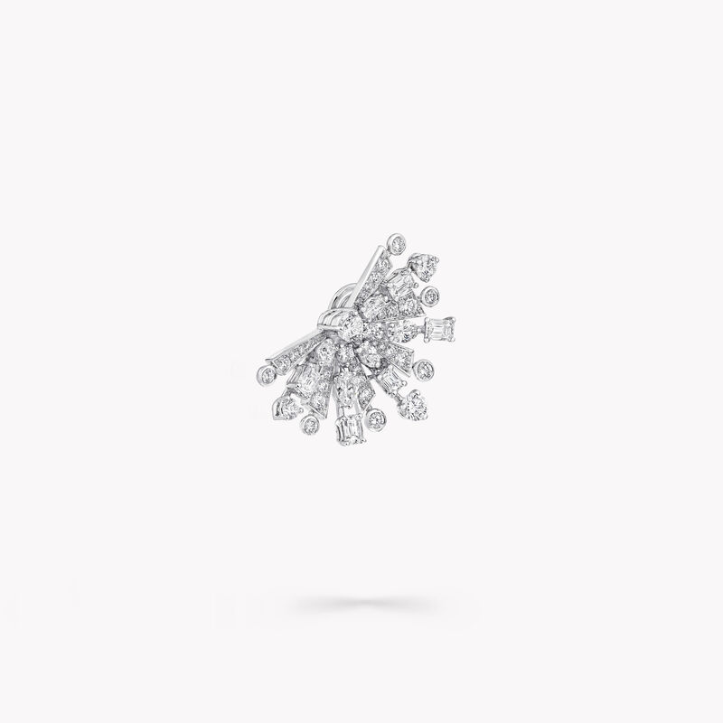 New Dawn Multi-Shape Diamond Stud Earrings, , hi-res