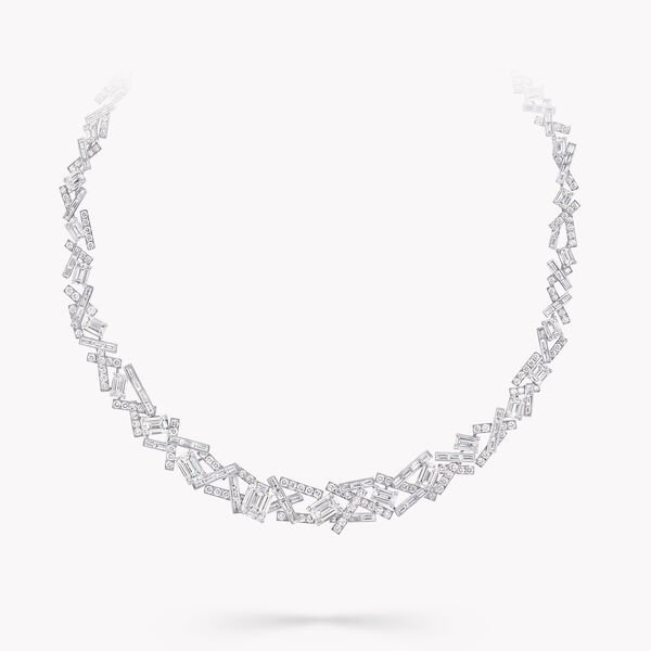 Threads鑽石高級珠寶項鏈, , hi-res