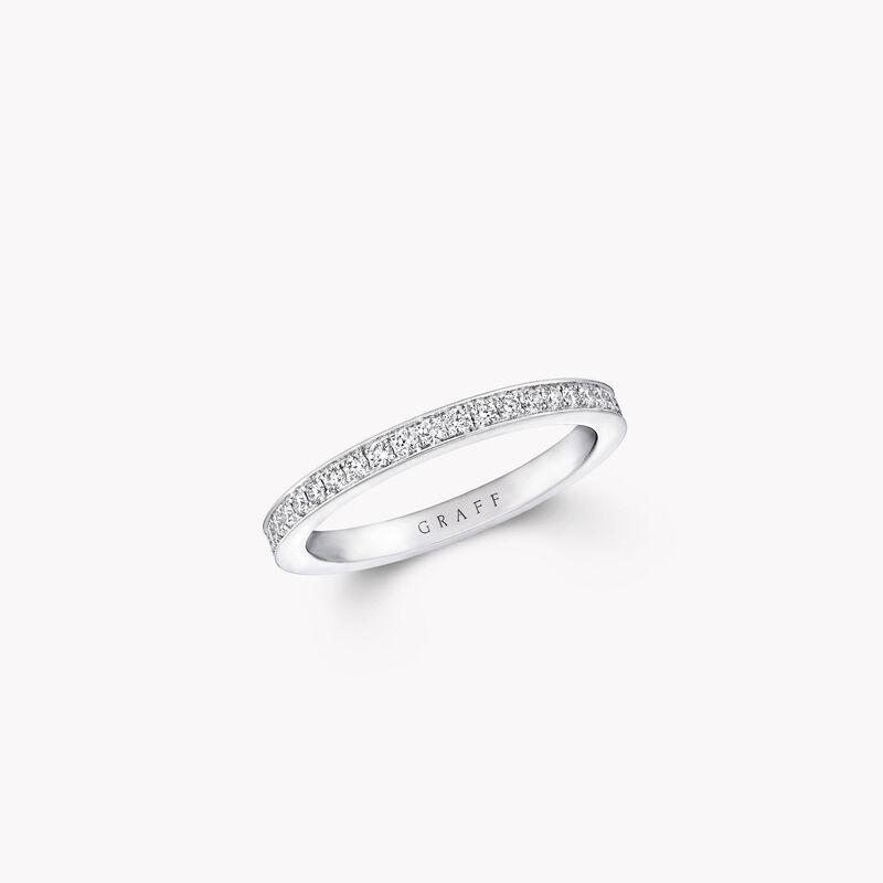 Alliance en diamants sertis Thread, , hi-res