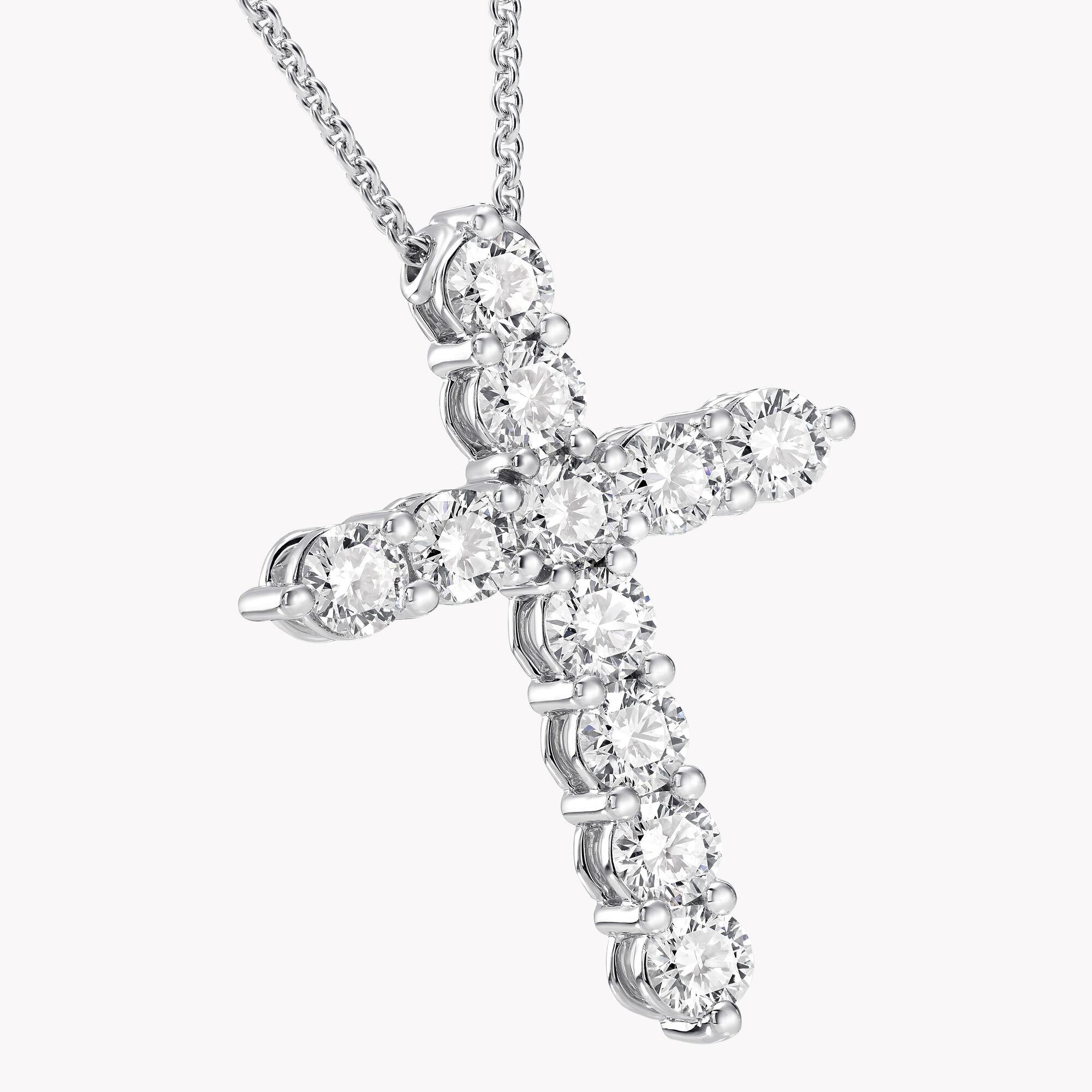 Argent Sterling .01 CARAT POIDS TOTAL Véritable Diamant figure masculine Collier Pendentif