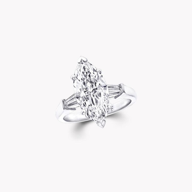 Bague de fiançailles en diamants taille marquise Promise, , hi-res