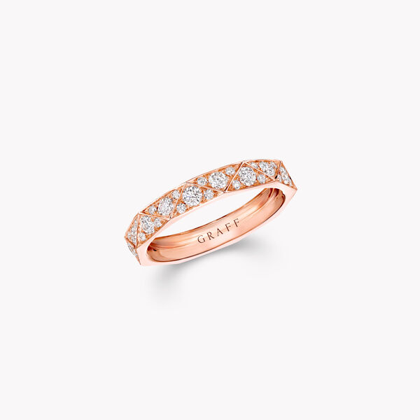 Laurence Graff Signature Diamond Band, , hi-res
