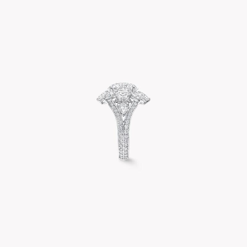 Bague de haute joaillerie en diamants, , hi-res