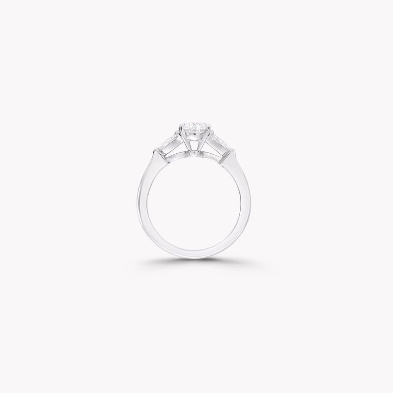 Bague de fiançailles ovale en diamants Promise, , hi-res