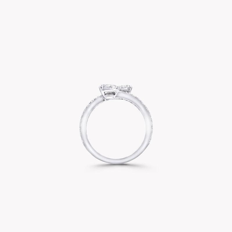 Duet鑽石戒指, , hi-res