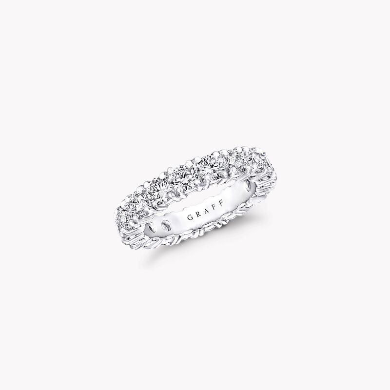 圓形鑽石婚戒, , hi-res