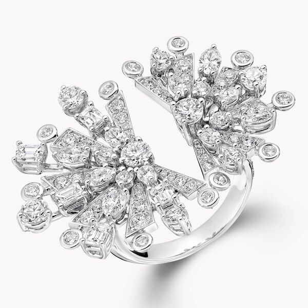 New Dawn Multi-Shape Double Diamond Ring, , hi-res