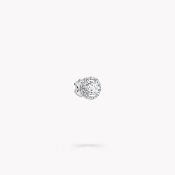 コンステレーション ラウンド ダイヤモンド スタッド イヤリング, , hi-res