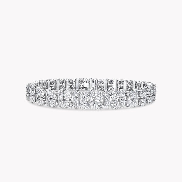 Night Moon Diamond Bracelet, , hi-res
