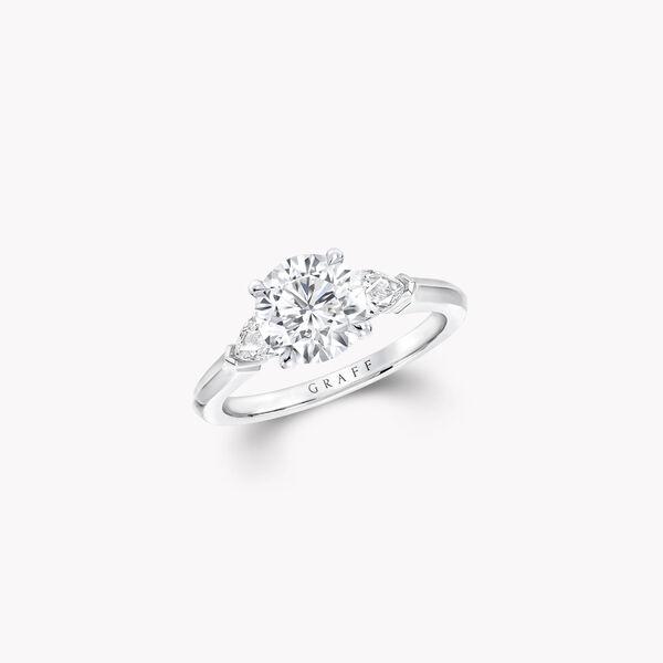 プロミス ラウンド ダイヤモンド エンゲージメント リング, , hi-res