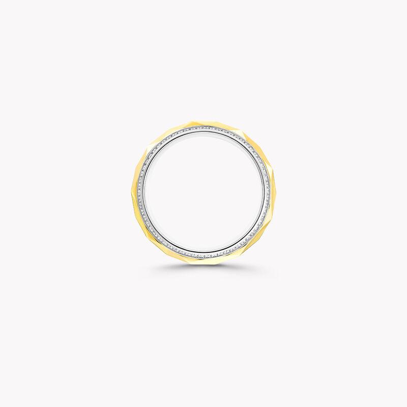Laurence Graff Signature鑽石三重奏Spinning戒指, , hi-res