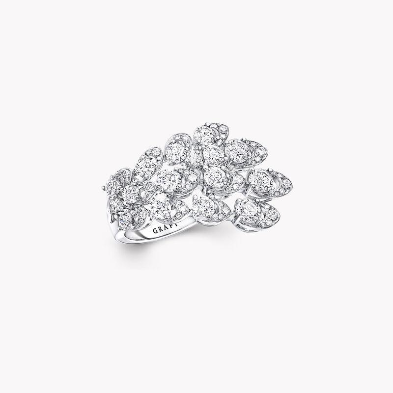 Graff Gateway Triple Row Diamond Ring, , hi-res