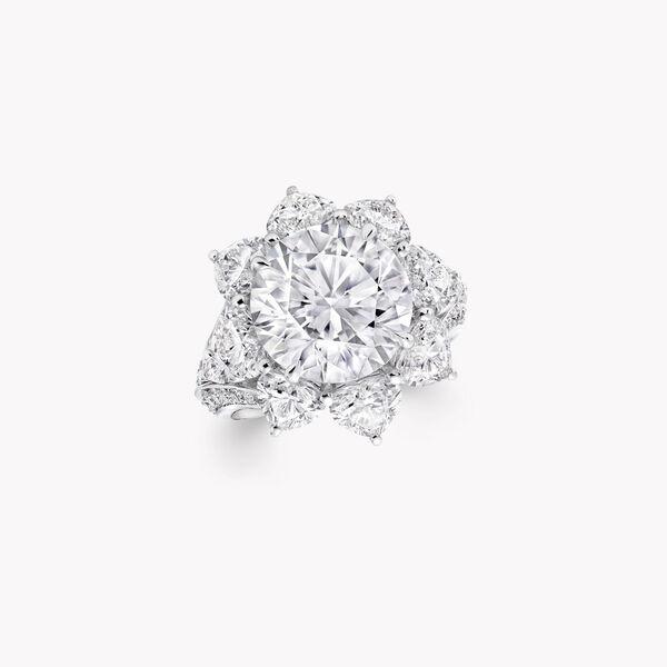 高級珠寶鑽石戒指, , hi-res