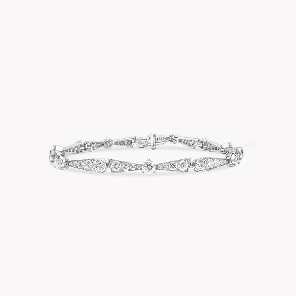 New Dawn Diamond Line Bracelet, , hi-res