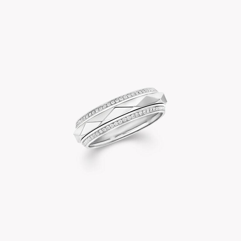 Laurence Graff Signature鑽石Spinning戒指, , hi-res