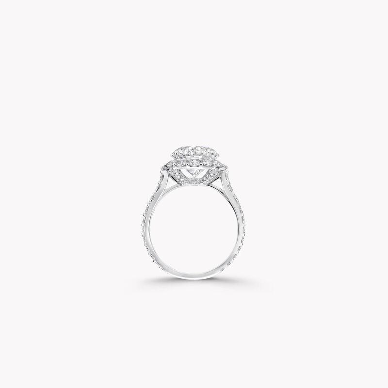 Icon圆形钻石订婚戒指, , hi-res