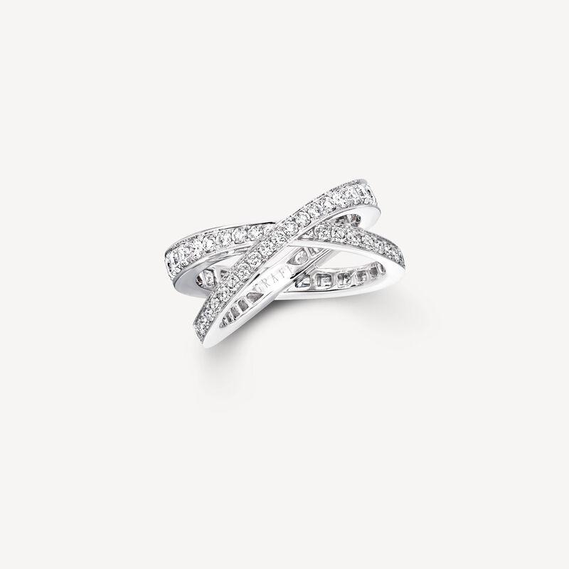 Kiss Pavé Diamond Ring, , hi-res