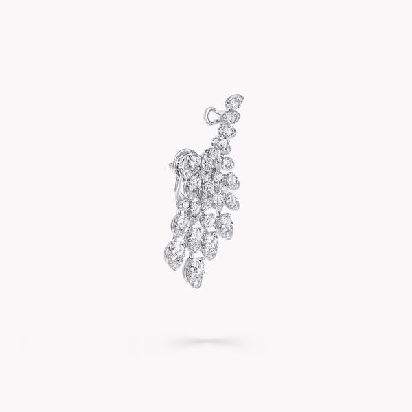 Graff Gateway Diamond Climber Earrings, , hi-res