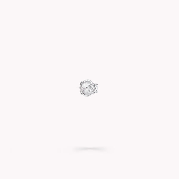 Round Diamond Stud Earrings, , hi-res