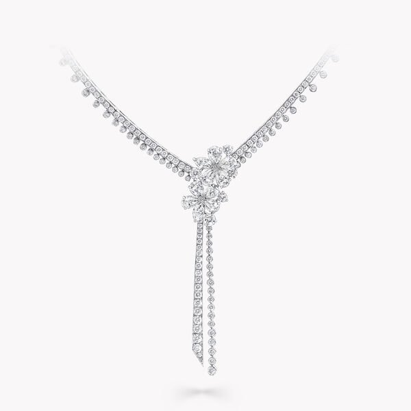 Collier « goutte » en diamants Carissa, , hi-res