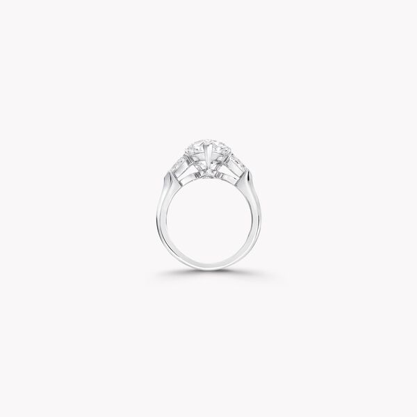 Pear Shape Diamond High Jewellery Ring, , hi-res
