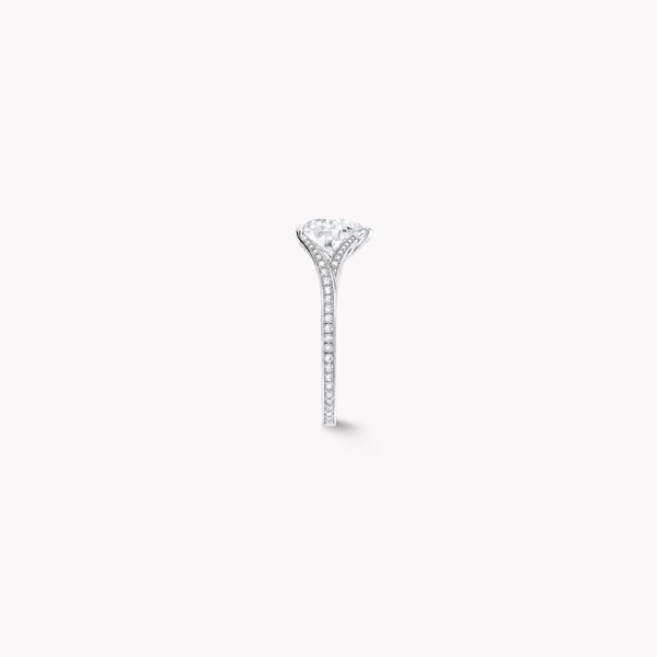 Heart Shape Diamond Ring, , hi-res