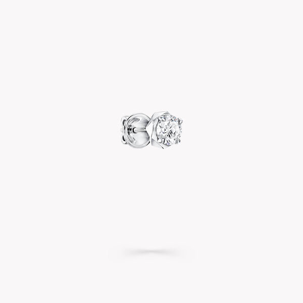 Laurence Graff Signature Diamond Stud Earrings, , hi-res