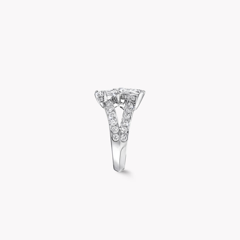 Bague en diamants Classic Butterfly, , hi-res
